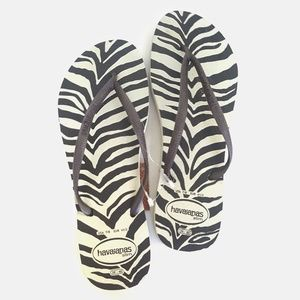 HAVAIANAS Slide Thong Sandals